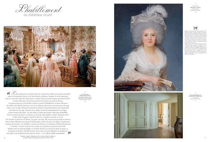 La Mode à la Cour de Marie-Antoinette, de Juliette Trey 91z6os10
