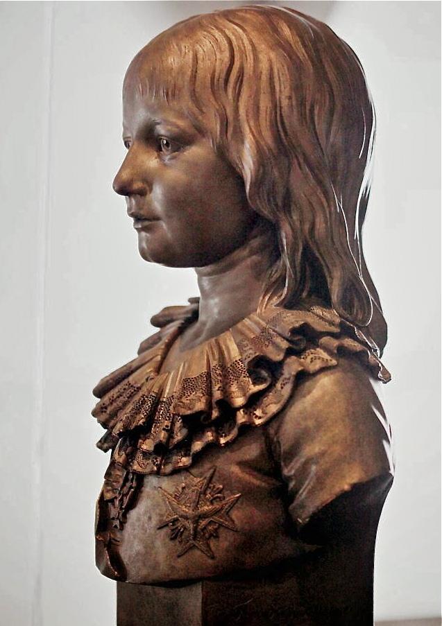 Le physique des enfants de Louis XVI et Marie-Antoinette Bust_o10