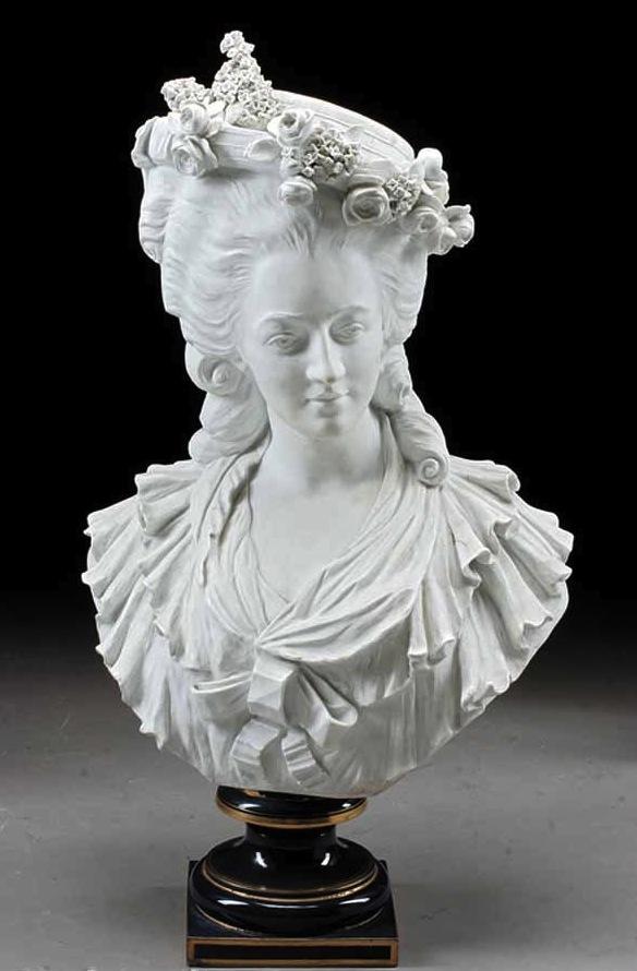 Sculpture : Les bustes de la princesse de Lamballe (présumée) Prince11