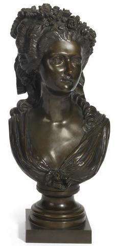 Sculpture : Les bustes de la princesse de Lamballe (présumée) Unknow12