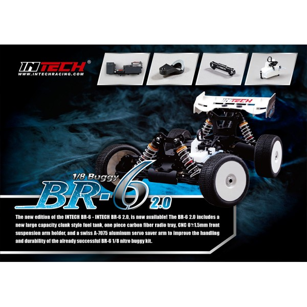 INTECH BR6  2.0 à 379€ 486-1010