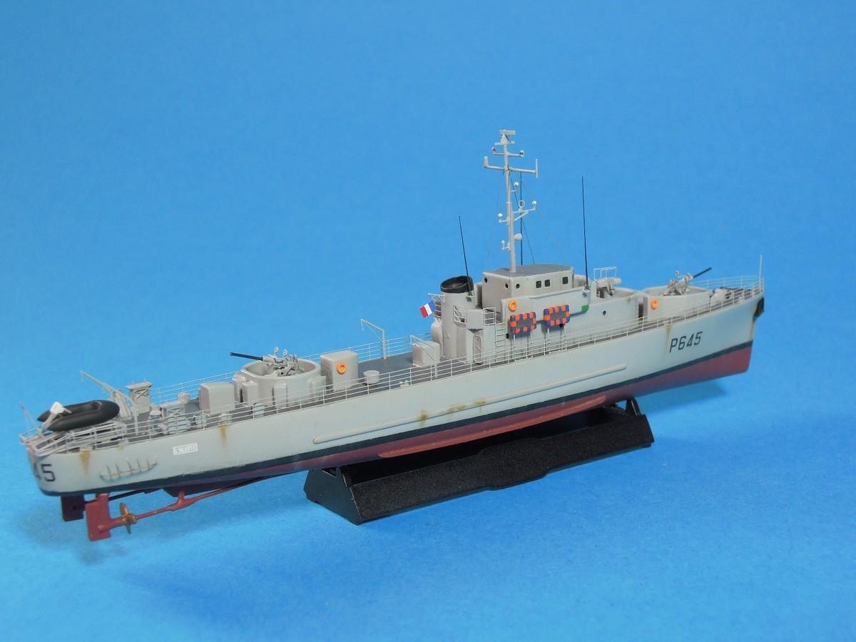 Escorteur côtier L'ALERTE - 1/400 de L'Arsenal  410