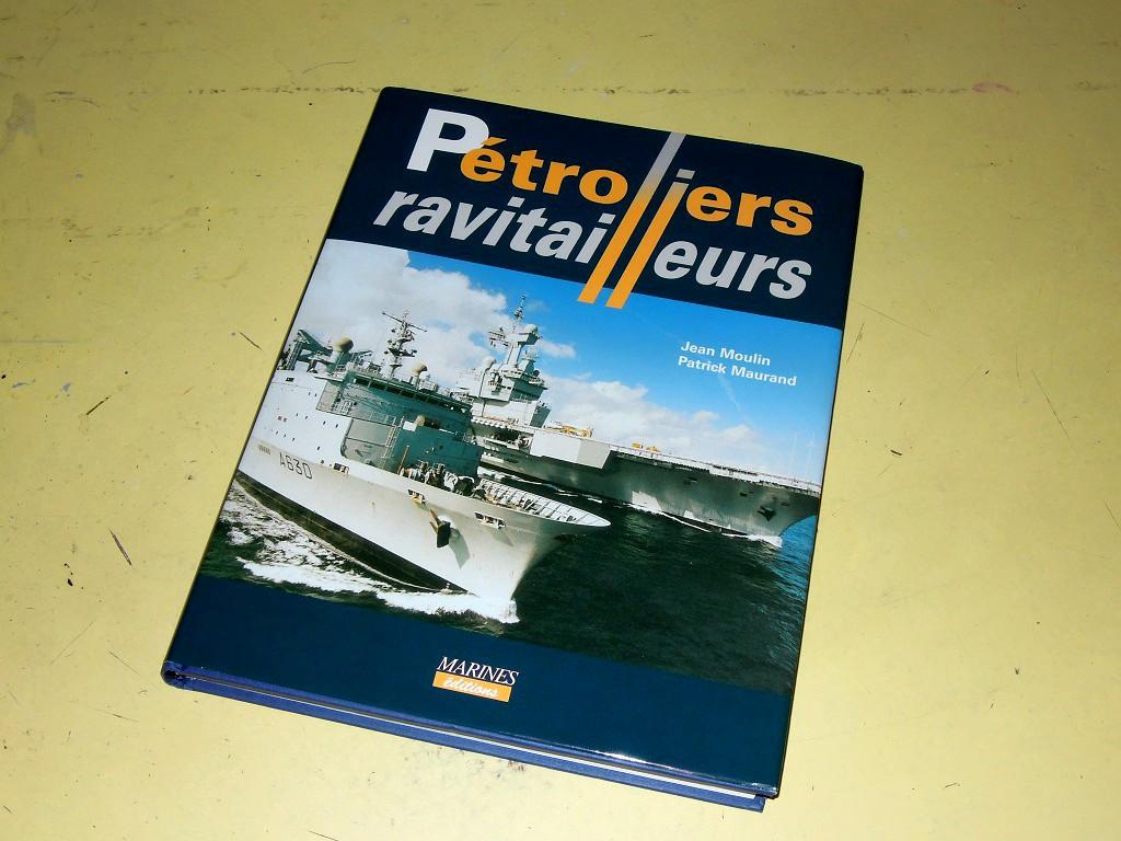 Pétrolier ravitailleur d'escadre  LA SAÔNE - HELLER 1/400  Dscn6724
