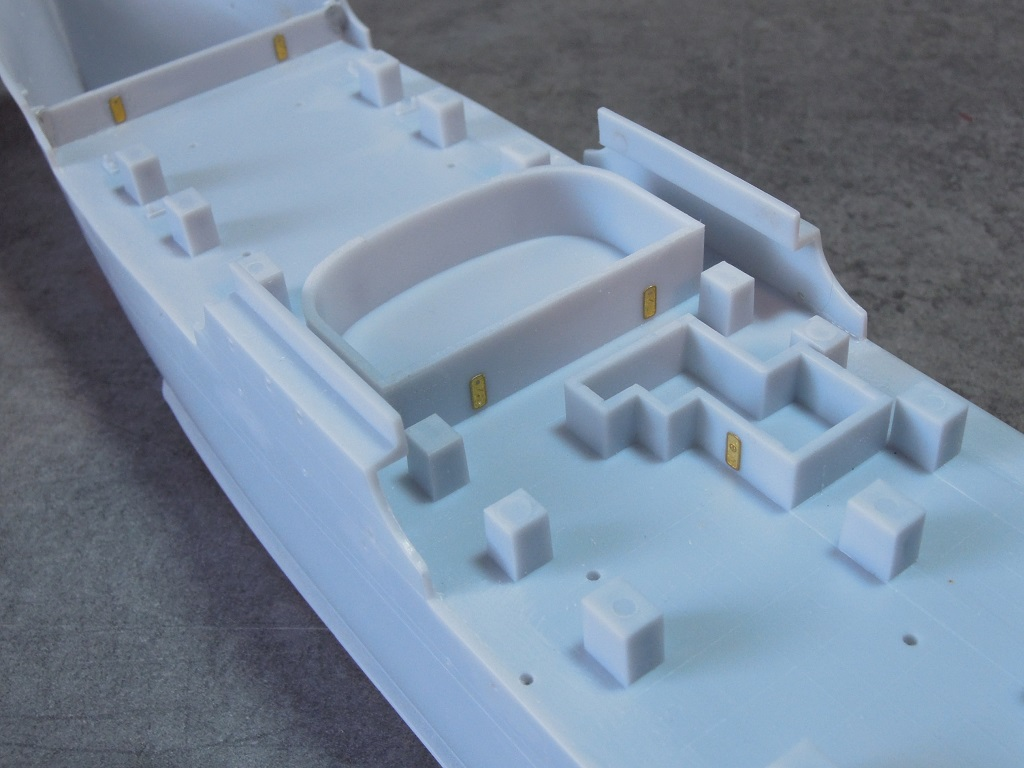 Pétrolier ravitailleur d'escadre  LA SAÔNE - HELLER 1/400  Dscn6812