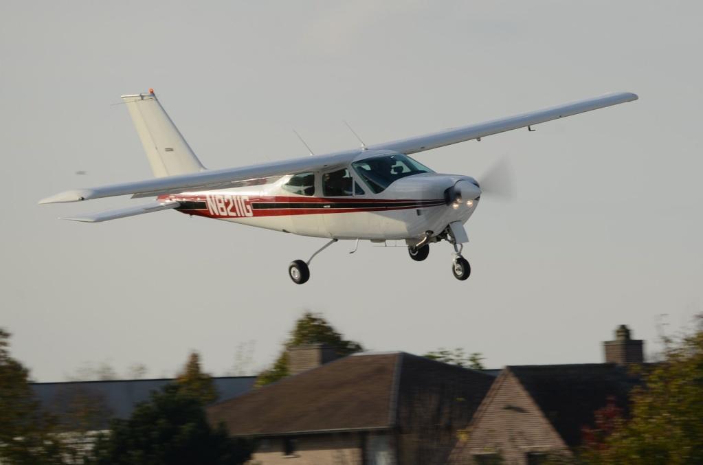 Aéroport International de Courtrai-Wevelgem_ 11 novembre Cessna12