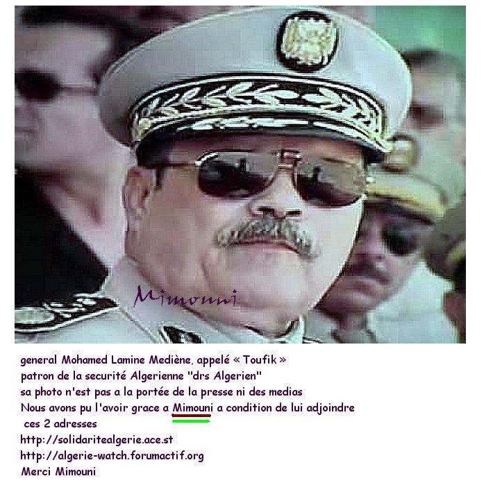 Quelle mission pour Le Drs Algerien ? protection du pays ou massacre des citoyens Genera10