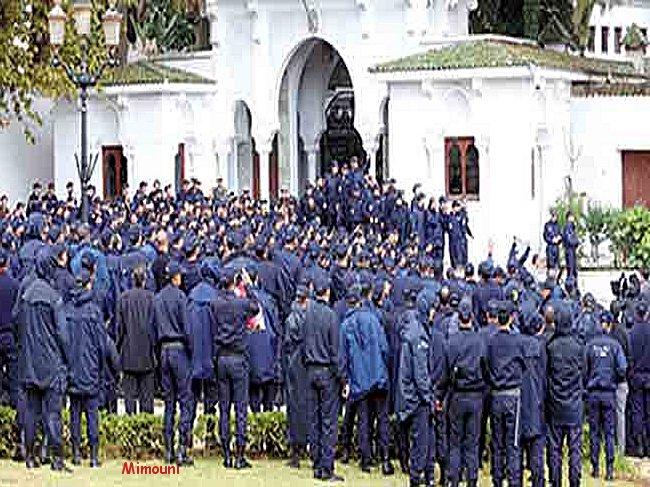 Pourquoi la police Algerienne s'est révoltée a Ghardaya et non pas a Alger la capitale? Mimoun17