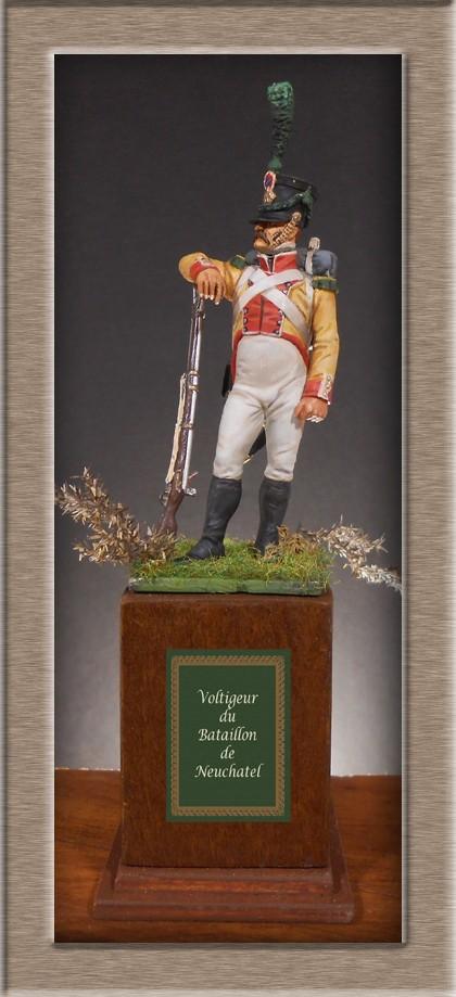 Grenadier 15e régiment Infanterie de la ligne Espagne 1807 MM 54m (modifications)  74_11811