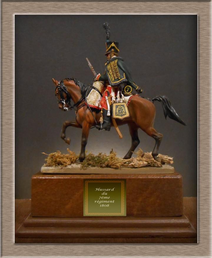 Grenadier 15e régiment Infanterie de la ligne Espagne 1807 MM 54m (modifications)  74_12611