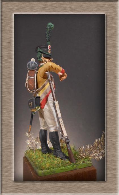 Grenadier 15e régiment Infanterie de la ligne Espagne 1807 MM 54m (modifications)  74_16510