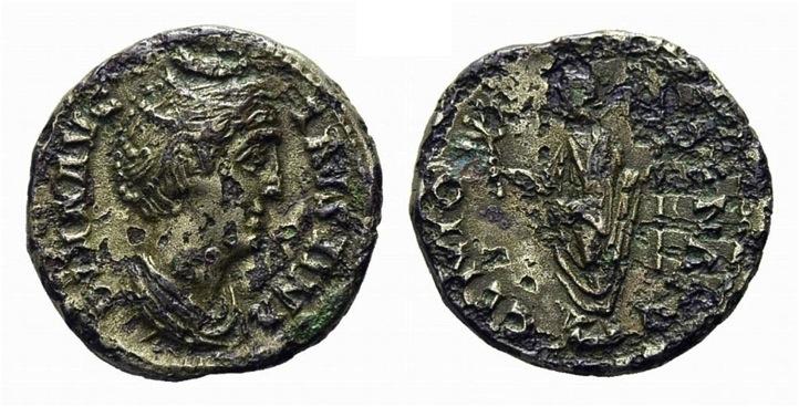 Les monnaies de Consécration de Barzus - Page 15 Fausti11