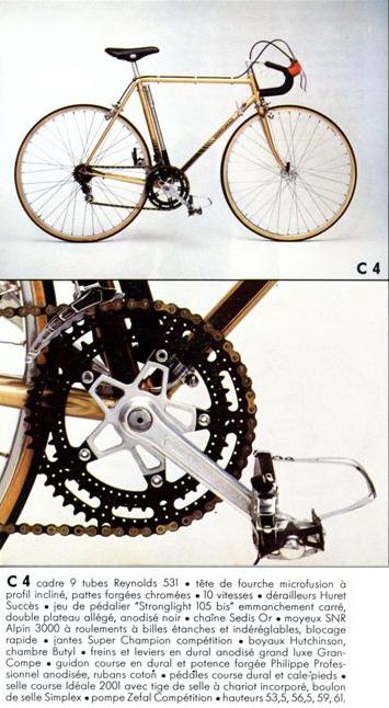 Motobécane doré en columbus 1978 Sans_t15