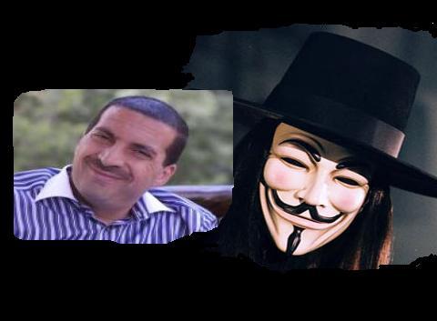 هل عمرو خالد هو فانديتا الثورات التي تبشر به الماسونية دجال الثورات ؟؟؟
