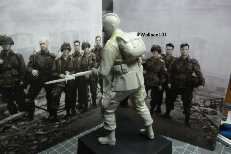 """Screaming Eagle """"pathfinder"""" D-Day (Dragon 1/16) (terminé) 19110019"""