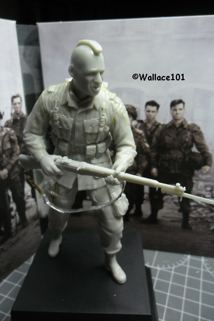 """Screaming Eagle """"pathfinder"""" D-Day (Dragon 1/16) (terminé) 19110020"""