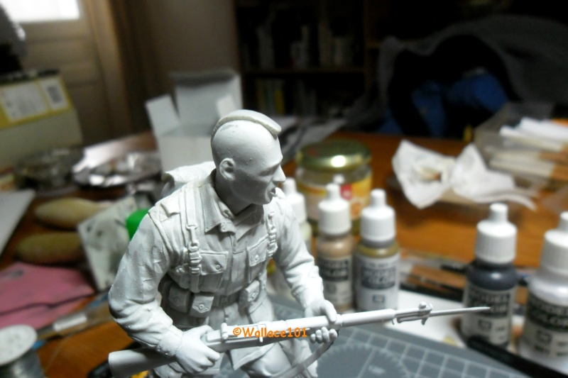 """Screaming Eagle """"pathfinder"""" D-Day (Dragon 1/16) (terminé) 20110013"""