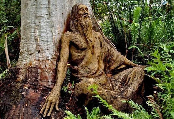 Skulpture od drveta 110