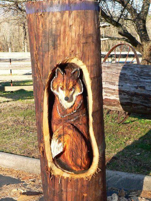 Skulpture od drveta 2210