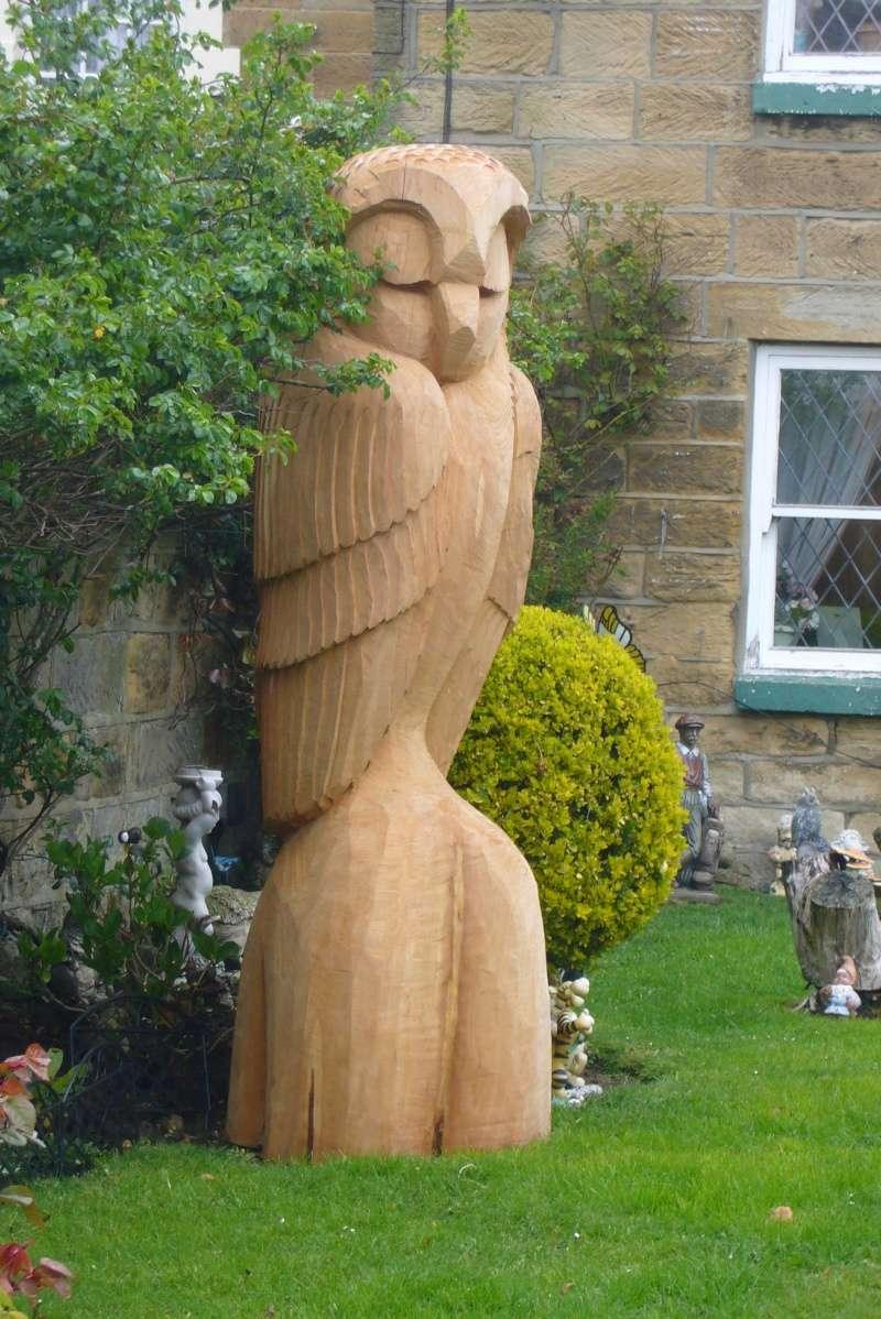 Skulpture od drveta 411