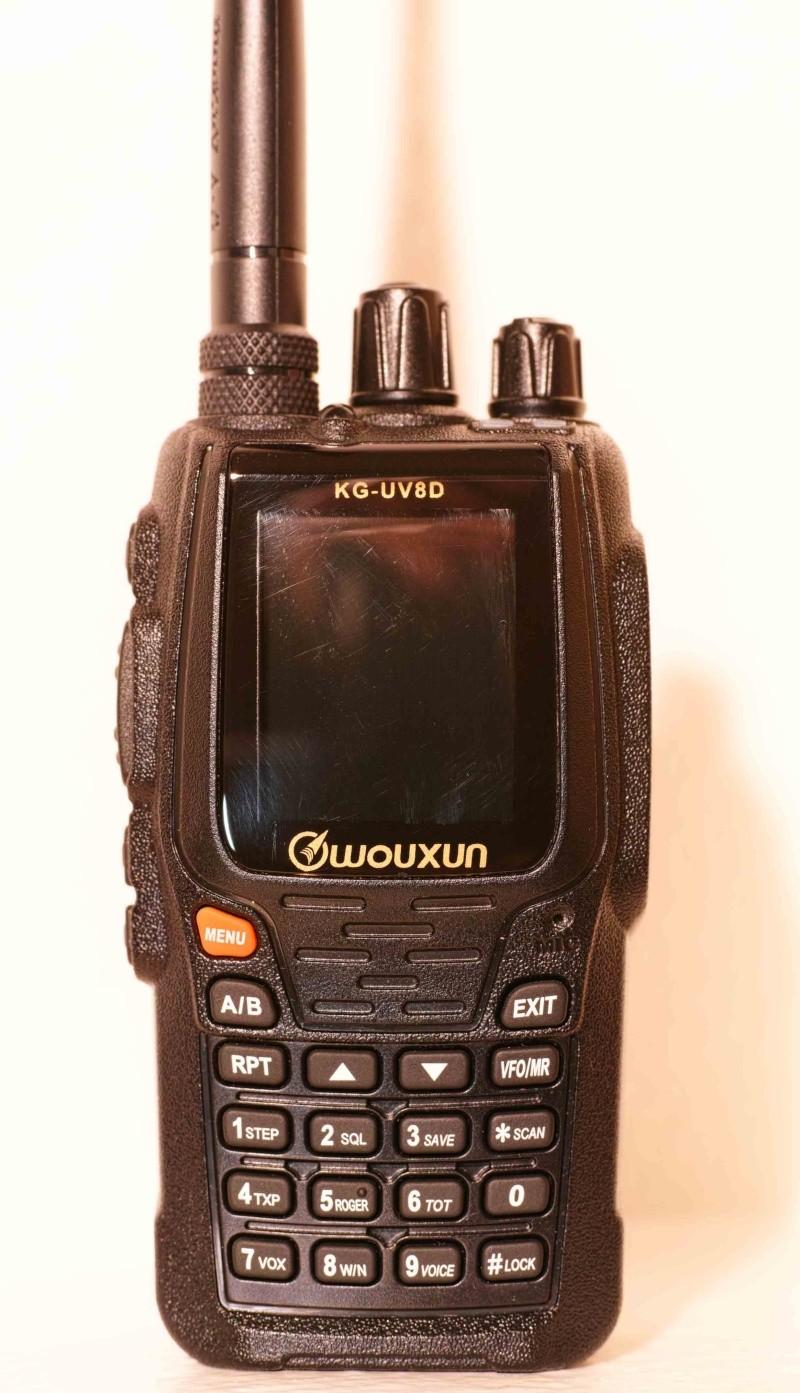 Emetteur-récepteur WOUXUN KG-UV8D 085w10