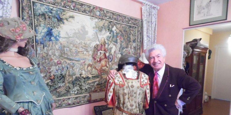 La collection de Joseph Fragomeni - Palais du costume dans la ville de Lesparre 17568910