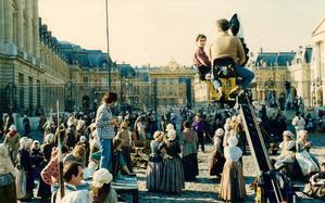 Films sur Marie-Antoinette : anachronismes et photos de tournage - Page 2 Num-ri12