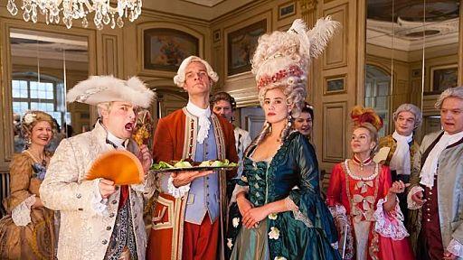 "Chanson ""Marie-Antoinette'"" de la série allemande ""Kaiser! König! Karl"" Pocutf10"