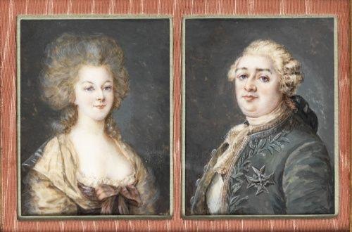 A vendre: miniatures de Marie Antoinette et de ses proches - Page 3 Tumblr31