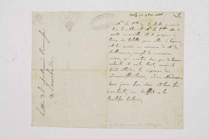 lettres de la princesse de Lamballe Zsav10