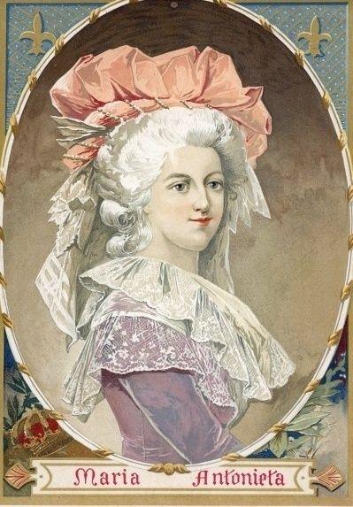 Portrait de la Reine au livre en robe rouge Zspan10