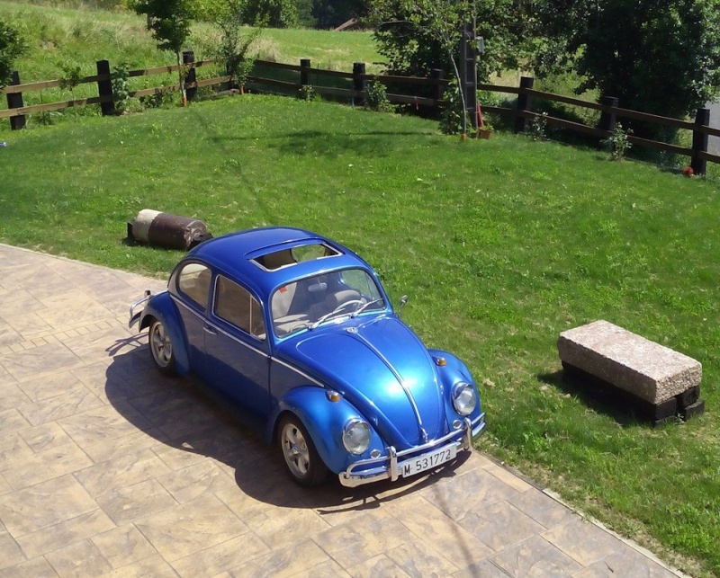 Escarabajo 1200 1965 sunroof en venta - VENDIDO! 11612_10