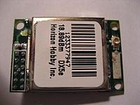 Module JR Hack Spektrum DSMX/DSM2  model match pour TARANIS Thumb-10