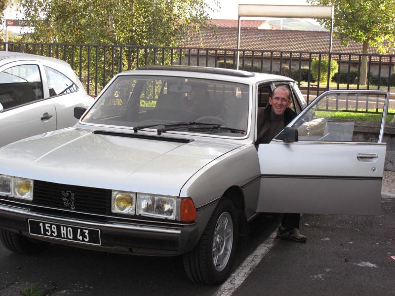 Peugeot 604 : Haut de gamme des 70s Img_1810