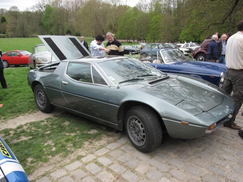 Il y a de la GS la dedans : Maserati Merak Img_2310