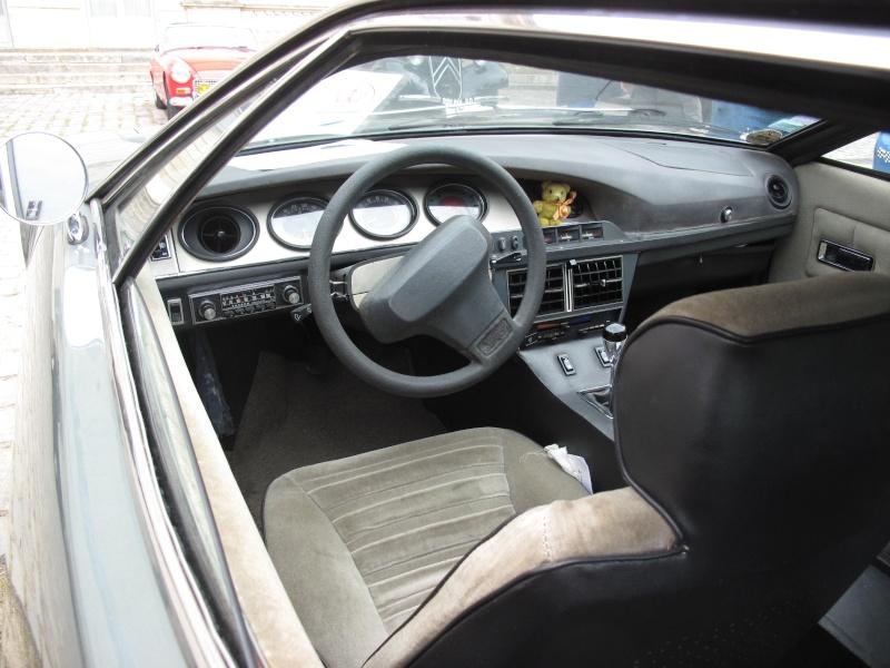 Il y a de la GS la dedans : Maserati Merak Img_2312