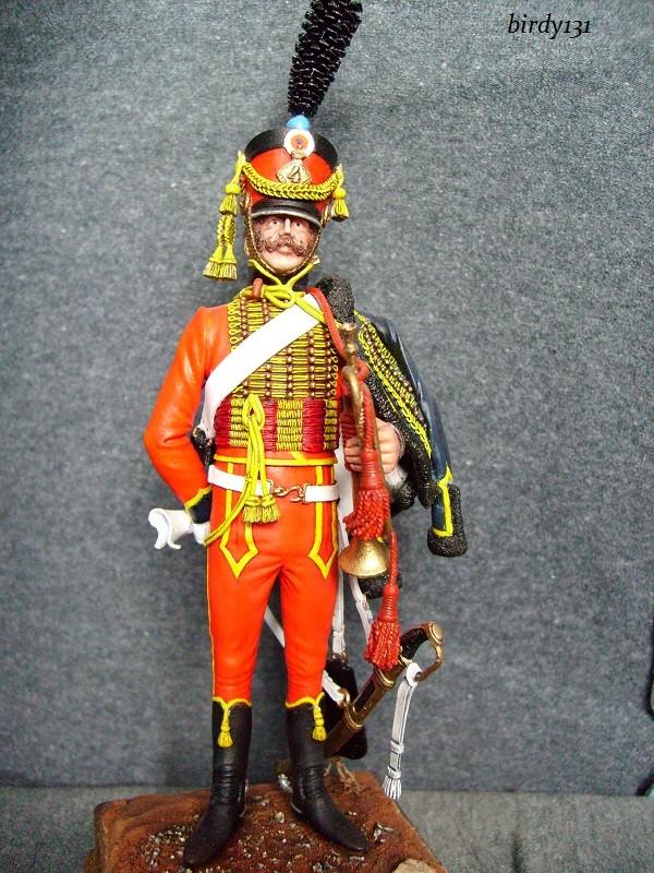 vitrine birdy131 (Ier empire 54 et 90 mm & 14/18 ) Officier de la Jeune Garde (MM) S7301812