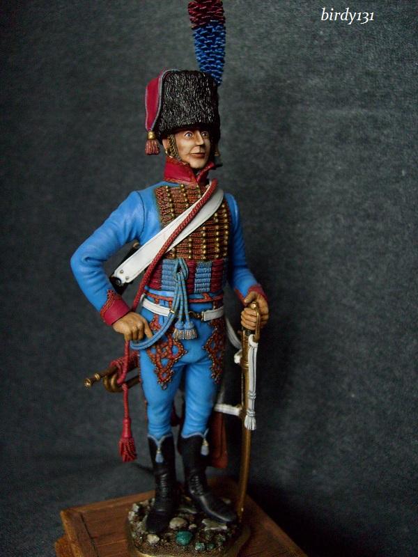 vitrine birdy131 (Ier empire 54 et 90 mm & 14/18 ) Officier de la Jeune Garde (MM) S7301818