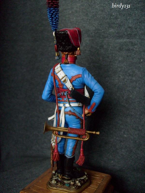 vitrine birdy131 (Ier empire 54 et 90 mm & 14/18 ) Officier de la Jeune Garde (MM) S7301819