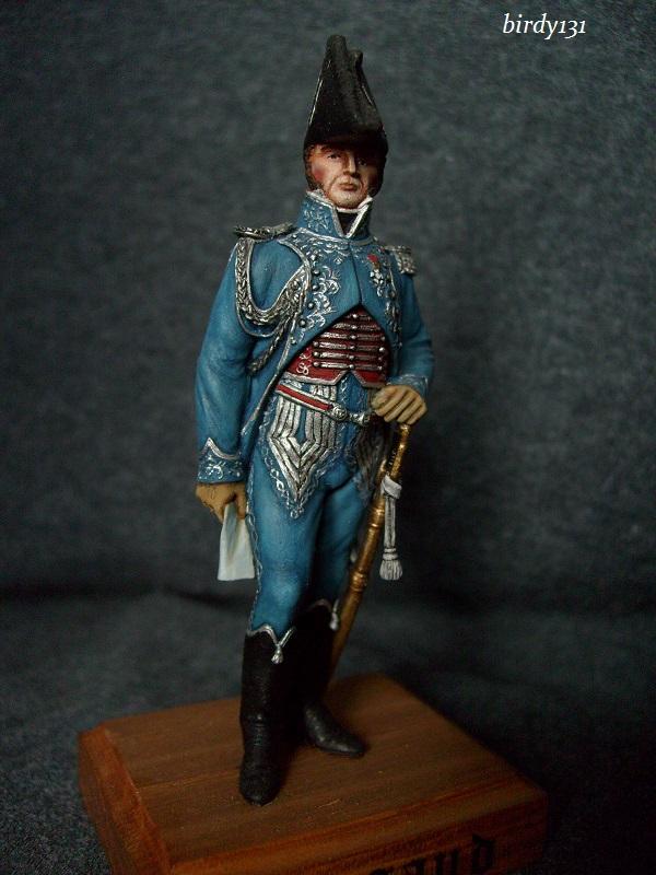 vitrine birdy131 (Ier empire 54 et 90 mm & 14/18 ) Officier de la Jeune Garde (MM) S7301822