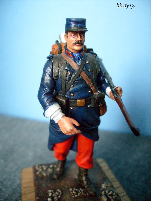 vitrine birdy131 (Ier empire 54 et 90 mm & 14/18 ) Officier de la Jeune Garde (MM) - Page 2 S7301924