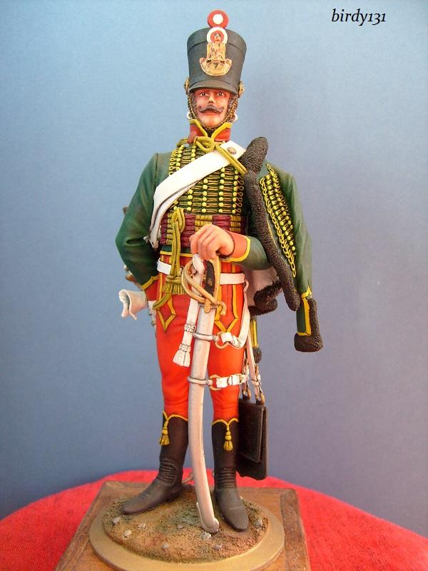 vitrine birdy131 (Ier empire 54 et 90 mm & 14/18 ) Officier de la Jeune Garde (MM) S7302212