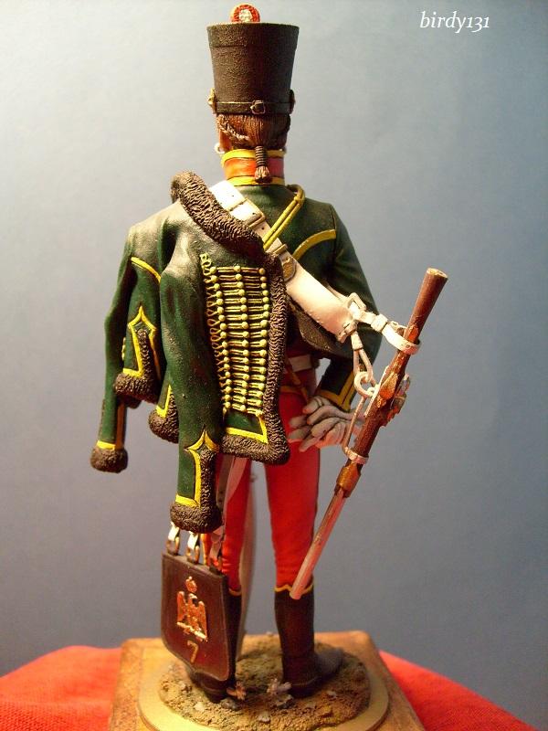 vitrine birdy131 (Ier empire 54 et 90 mm & 14/18 ) Officier de la Jeune Garde (MM) S7302213