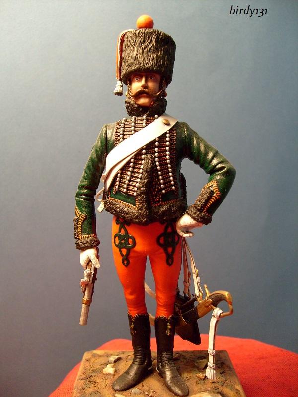 vitrine birdy131 (Ier empire 54 et 90 mm & 14/18 ) Officier de la Jeune Garde (MM) S7302214