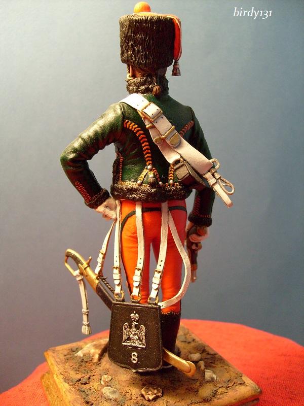 vitrine birdy131 (Ier empire 54 et 90 mm & 14/18 ) Officier de la Jeune Garde (MM) S7302215