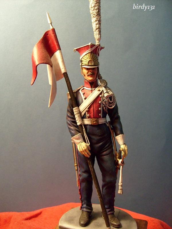 vitrine birdy131 (Ier empire 54 et 90 mm & 14/18 ) Officier de la Jeune Garde (MM) S7302219