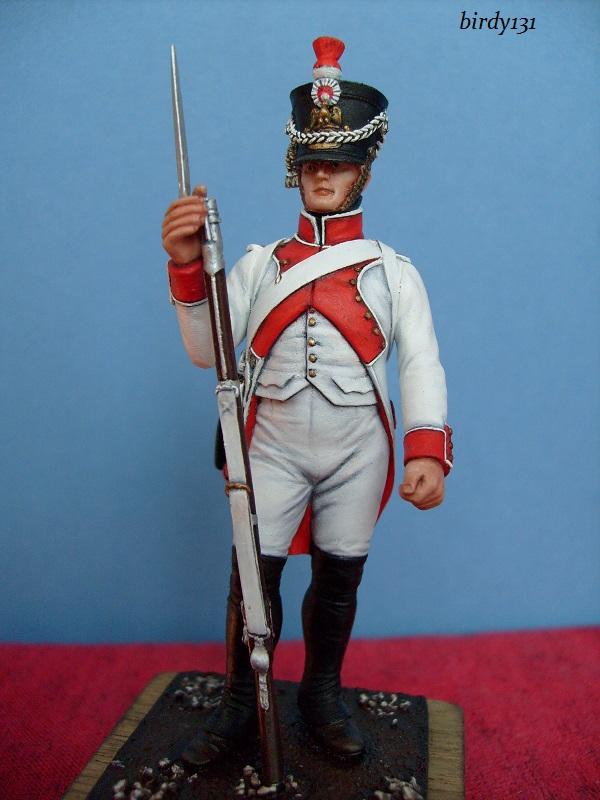 vitrine birdy131 (Ier empire 54 et 90 mm & 14/18 ) Officier de la Jeune Garde (MM) S7302310