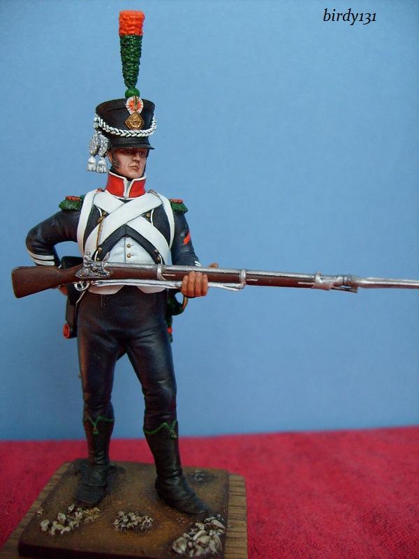 vitrine birdy131 (Ier empire 54 et 90 mm & 14/18 ) Officier de la Jeune Garde (MM) S7302314