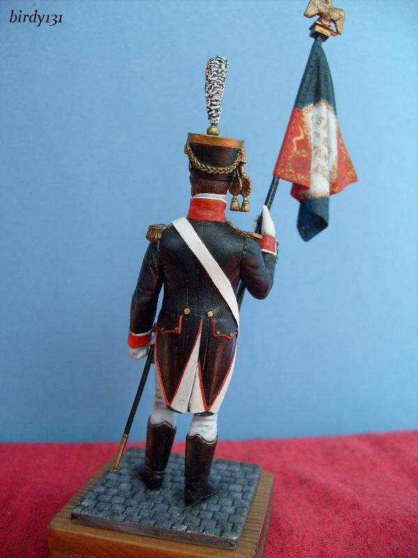 vitrine birdy131 (Ier empire 54 et 90 mm & 14/18 ) Officier de la Jeune Garde (MM) S7302321