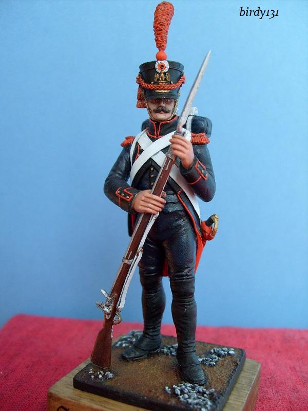 vitrine birdy131 (Ier empire 54 et 90 mm & 14/18 ) Officier de la Jeune Garde (MM) S7302322