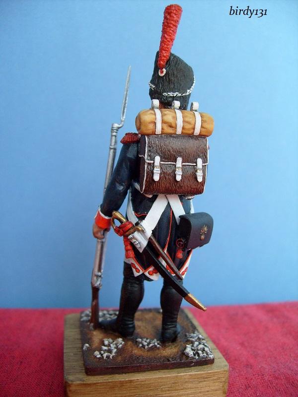 vitrine birdy131 (Ier empire 54 et 90 mm & 14/18 ) Officier de la Jeune Garde (MM) S7302325